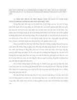 MỘT SỐ Ý KIẾN ĐỀ XUẤT NHẰM HOÀN THIỆN TỔ CHỨC KẾ TOÁN TẬP HỢP CHI PHÍ SẢN XUẤT VÀ TÍNH GIÁ THÀNH SẢN PHẨM Ở NHÀ MÁY GIẦY PHÚC YÊN