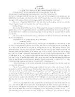 Bài soạn Cach viet SKKN trong GD