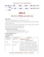 Tài liệu GA AM NHAC 6 HK II MOI