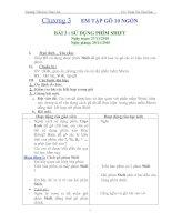 chương 3- bai 3 - sử dụng phím Shift