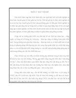 Bài giảng chuyen de tin hoc