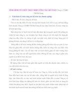 TÌNH HÌNH TỔ CHỨC THỰC HIỆN CÔNG TÁC KẾ TOÁN Công ty TNHH TM Hà Dung