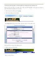 Cách tạo host cá nhân và hướng dẫn sử dụng host tại webng