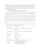 KHÁI QUÁT CHUNG VỀ TỔ CHỨC HOẠT ĐỘNG KINH DOANH VÀ HOẠT ĐỘNG TỔ CHỨC KẾ TOÁN TẠI CÔNG TY CỔ PHẦN THẾ GIỚI MÁY TÍNH