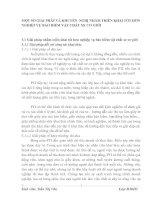 MỘT SỐ GIẢI PHÁP VÀ KHUYẾN  NGHỊ NHẰM TRIỂN KHAI TỐT HƠN NGHIỆP VỤ BẢO HIỂM VẬT CHẤT XE CƠ GIỚI