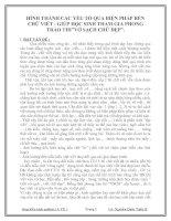 sáng kiến kinh nghiệm: một số biện pháp rèn chữ viết cho hs lớp 1