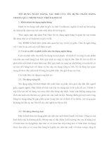TÍN DỤNG NGÂN HÀNG, VAI TRÒ CỦA TÍN DỤNG NGÂN HÀNG TRONG QUÁ TRÌNH PHÁT TRIỂN KINH TẾ