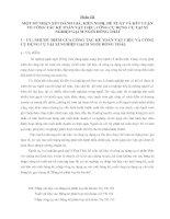 MỘT SỐ NHẬN XÉT ĐÁNH GIÁ, KIẾN NGHỊ, ĐỀ SUẤT VÀ KẾT LUẬN VỀ CÔNG TÁC KẾ TOÁN VẬT LIỆU VÀ CÔNG CỤ DỤNG CỤ TẠI XÍ NGHIỆP GẠCH NGÓI HỒNG THÁI