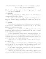 NHỮNG VẤN ĐỀ LÝ LUẬN CHUNG VỀ KẾ TOÁN NGUYÊN VẬT LIỆU VÀ CÔNG CỤ   DỤNG CỤ TRONG DOANH NGHIỆP SẢN XUẤT