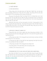 Bài giảng Ung dung dinh ly Vi-et giai cac bai toan
