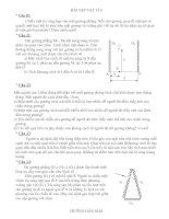 Bài tập vật lý 8 nâng cao P5