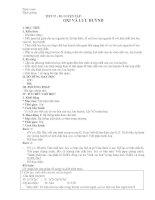 Bài giảng Luyen tap oxi luu huynh