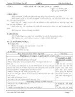 Tài liệu Giáo án Tin 8 hoàn chỉnh theo chuẩn kiến thức