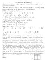 Ôn luyện toán 4