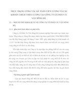 THỰC TRẠNG CÔNG TÁC KẾ TOÁN TIỀN LƯƠNG VÀ CÁC KHOẢN TRÍCH THEO LƯƠNG TẠI CÔNG TY CỔ PHẦN TƯ VẤN SÔNG ĐÀ
