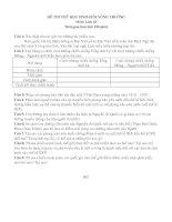 Bài soạn De thi HSG vong truong mon lich su