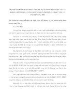 MỘT SỐ GIẢI PHÁP HOÀN THIỆN CÔNG TÁC HẠCH TOÁN TIỀN LƯƠNG VÀ CÁC KHOẢN TRÍCH THEO LƯƠNG TẠI CÔNG TY CỔ PHẦN QUẢN LÝ QUỸ  ĐẦU TƯ TÀI CHÍNH DẦU KHÍ