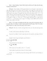 Tài liệu 10 DE, DAP AN TOAN CHON LOC (PHAN I)