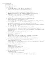 Các chuyên đề Toán 6 (số học)