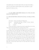 TÌNH HÌNH THỰC TẾ VỀ TỔ CHỨC CÔNG TÁC KẾ TOÁN TIỀN LƯƠNG VÀ CÁC KHOẢN TRÍCH THEO LƯƠNG TẠI CÔNG TY XÂY DỰNG SỐ 2 THĂNG LONG