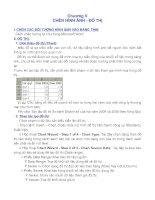 Tin học cơ bản ( Excel)_ Chương V
