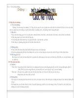 Bài giảng Kế hoạch chương 1-ĐS8
