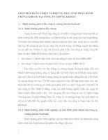 GIẢI PHÁP HOÀN THIỆN NGHIỆP VỤ BẢO LÃNH PHÁT HÀNH CHỨNG KHOÁN TẠI CÔNG TY CHỨNG KHOÁN