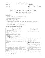 G.A Âm nhạc 5-CKTKN - Tuần 15,16,17,18,19