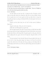 THỰC TRẠNG KẾ TOÁN CHI PHÍ SẢN XUẤT VÀ TÍNH GIÁ THÀNH SẢN PHẨM TẠI CÔNG TY CỔ PHẦN DƯỢC – VẬT TƯ Y TẾ NGHỆ AN