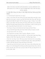 THỰC TẾ CÔNG TÁC KẾ TOÁN BÁN HÀNG VÀ XÁC ĐỊNH KẾT QUẢ BÁN HÀNG CỦA CÔNG TY TRÁCH NHIỆM HỮU HẠN THƯƠNG MẠI XUÂN THÀNH