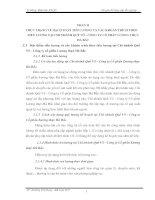 Thực trạng về hạch toán tiền lương và các khoản trích theo tiền lương tại Chi nhánh Quế Võ - Công ty Cổ phần Lương thực Hà Bắc.
