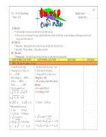 Bài giảng Tiết 69-Chương 4-ĐS 9