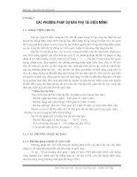Giáo trình môn học: Vận hành hệ thống điện_Chương 1