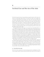 Territorial law and the rise of the state