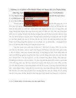 Những cơ sở phát triển khách hàng sử dụng thẻ của Ngân hàng thương mại cổ phần Công Thương Việt Nam