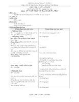 Tài liệu Giáo án môn Âm nhạc lớp 5