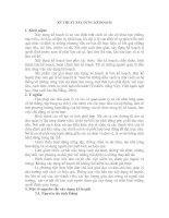 Bài giảng KỸ THUẬT XÂY DỰNG KẾ HOẠCH