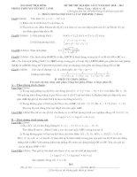 Bài soạn Dethithu-NDCtpThaiBinh