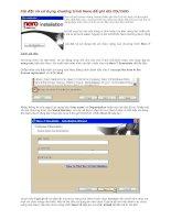 Hướng dẫn cài đặt và sử dụng Nero (7) - Trình ghi đĩa hiệu quả