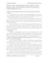 MỘT SỐ Ý KIẾN NHẰM GÓP PHẦN HOÀN THIỆN KẾ TOÁN NGUYÊN LIỆU VẬT LIỆU CÔNG CỤ DỤNG CỤ TẠI CÔNG TY TNHH TRƯỜNG QUANG I2