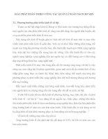GIẢI PHÁP HOÀN THIỆN CÔNG TÁC QUẢN LÍ NGÂN SÁCH HUYỆN