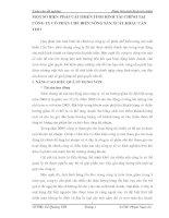 MỘT SỐ BIỆN PHÁP CẢI THIỆN TÌNH HÌNH TÀI CHÍNH TẠI CÔNG TY CỔ PHẦN CHẾ BIẾN NÔNG SẢN XUẤT KHẨU CẦN THƠ