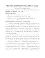 THỰC TRẠNG HOẠT ĐỘNG KINH DOANH THẺ TẠI NGÂN HÀNG TMCP CÔNG THƯƠNG VIỆT NAM- CHI NHÁNH HẢI DƯƠNG (VIETINBANK HẢI DƯƠNG)