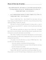 ĐẶC ĐIỂM KINH TẾ - KỸ THUẬT VÀ TỔ CHỨC BỘ MÁY QUẢN LÝ HOẠT ĐỘNG SẢN XUẤT – KINH DOANH CỦA CÔNG TY TNHH THÉP VIỆT – NGA VINAFCO.