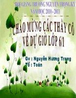 TIET 31 UOC CHUNG LON NHAT