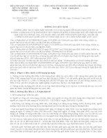 Bài soạn Số: 29/2010/TTLT-BGDĐT-BTC-BLĐTBXH QUY ĐỊNH VỀ MIỄN, GIẢM HỌC PHÍ