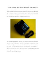 Phỏng vấn qua điện thoại: Nhà tuyển dụng muốn gì?