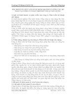 ĐẶC ĐIỂM TỔ CHỨC SẢN XUẤT KINH DOANH VÀ CÔNG TÁC KẾ TOÁN TẠI CÔNG TY PHÁT TRIỂN KỸ THUẬT XÂY DỰNG