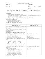 G.A Âm Nhạc 1 - Tuần 15,16,17,18,19