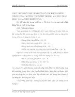 THỰC TRẠNG KẾ TOÁN TIỀN LƯƠNG VÀ CÁC KHOẢN TRÍCH THEO LƯƠNG TẠI CÔNG TY CỔ PHẦN THƯƠNG MẠI XUẤT NHẬP KHẨU MÁY & THIẾT BỊ PHỤ TÙNG.